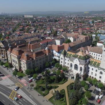 Foto video cu drona Targu Mures