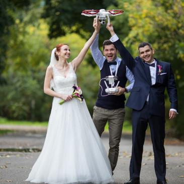 Anca & Vlad – Video de nunta cu drona Mures