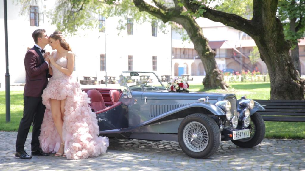 Video nunta Targu Mures - Ana & Radu 2016